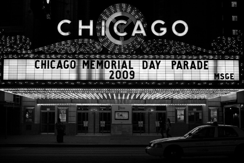 Chicago Theater, Plate 2