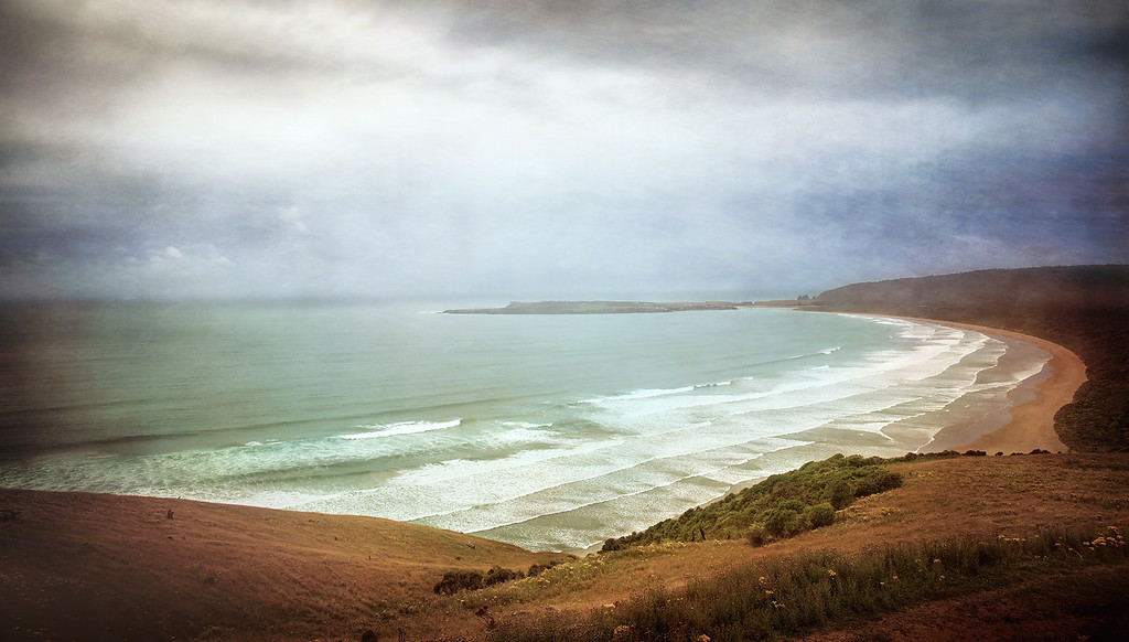 The Bay of Catlins