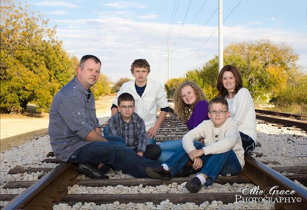 The Whitehead Family