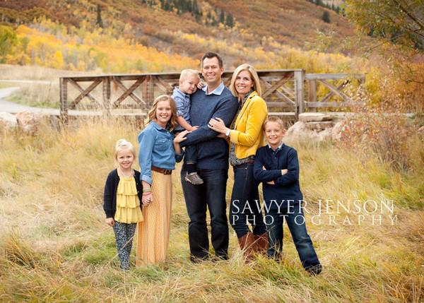 The Winegar Family 2013