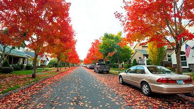 Fiery Street
