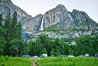 Yosemite Upper Falls