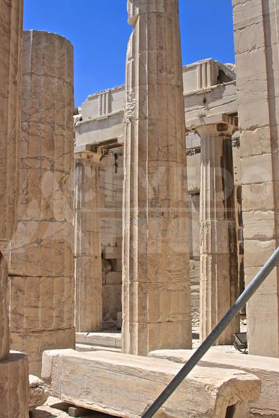 Athens Greece 20080622 - 230 - Parthenon M