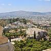 Athens Greece 20080622 - 234 - Parthenon View M