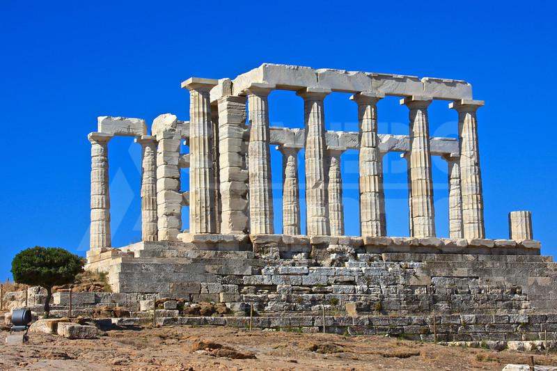 Athens Greece 20080622 - 025 - Poseidons Temple M