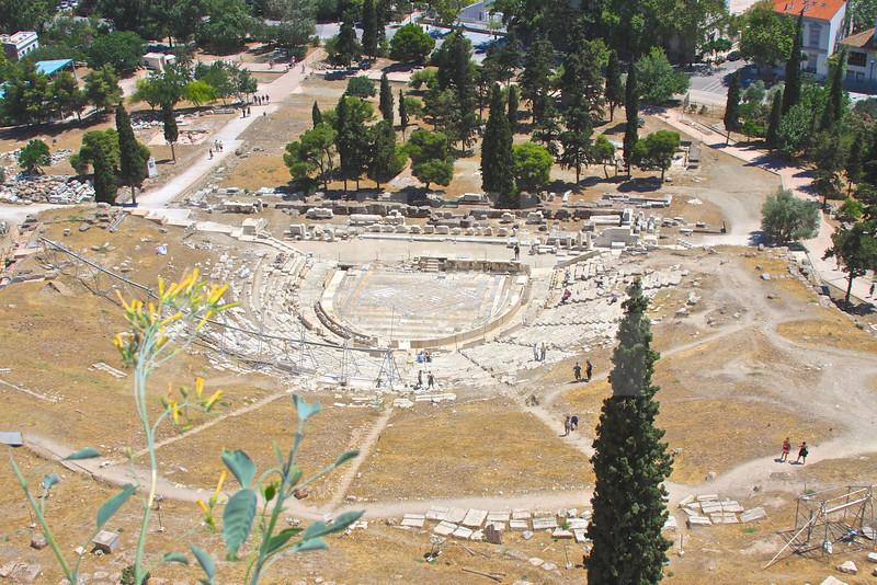 Athens Greece 20080622 - 202 - Teatro Dionisou M