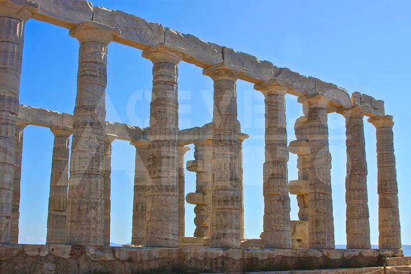 Athens Greece 20080622 - 040 - Poseidons Temple M1