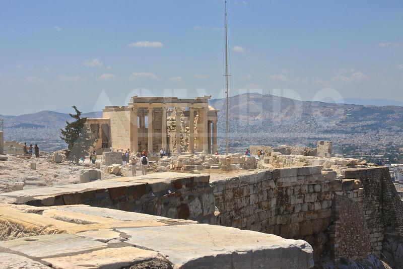 Athens Greece 20080622 - 187 - Parthenon M