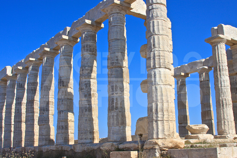 Athens Greece 20080622 - 033 - Poseidons Temple M