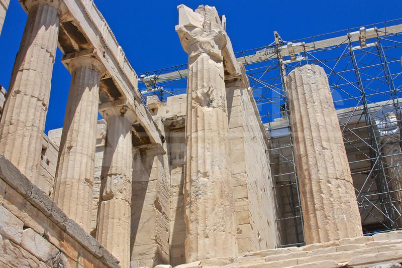 Athens Greece 20080622 - 142 - Parthenon M
