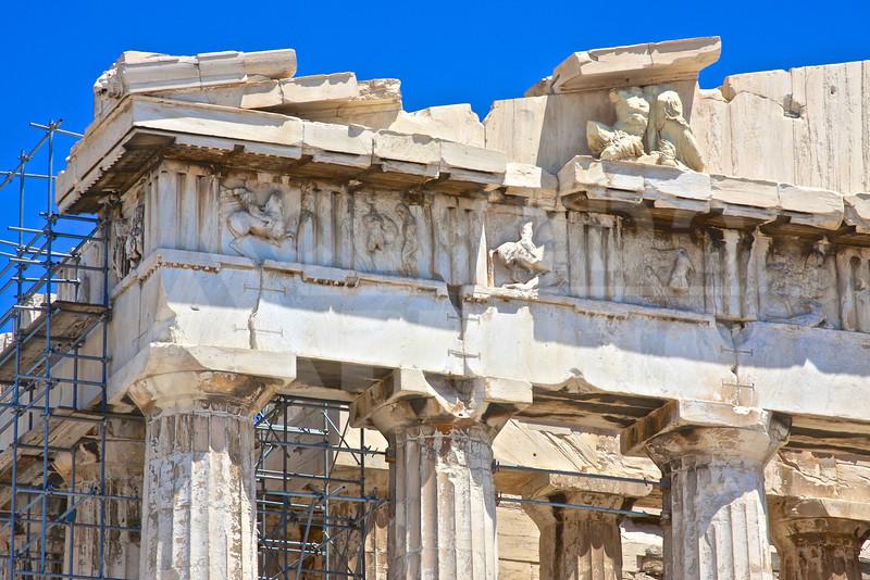 Athens Greece 20080622 - 154 - Parthenon M1
