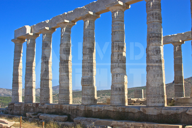 Athens Greece 20080622 - 034 - Poseidons Temple M