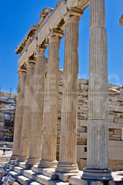 Athens Greece 20080622 - 177 - Parthenon M1