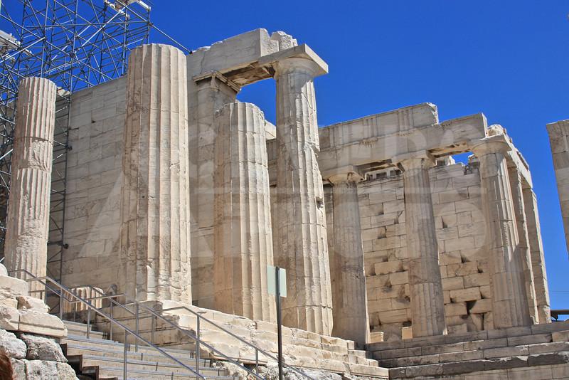 Athens Greece 20080622 - 233 - Parthenon M