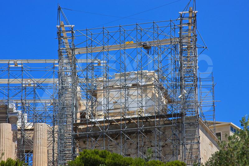 Athens Greece 20080622 - 114 - Parthenon M