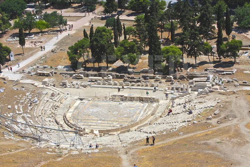 Athens Greece 20080622 - 207 - Teatro Dionisou M