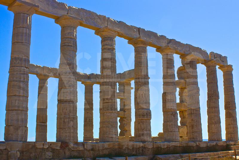 Athens Greece 20080622 - 042 - Poseidons Temple M1