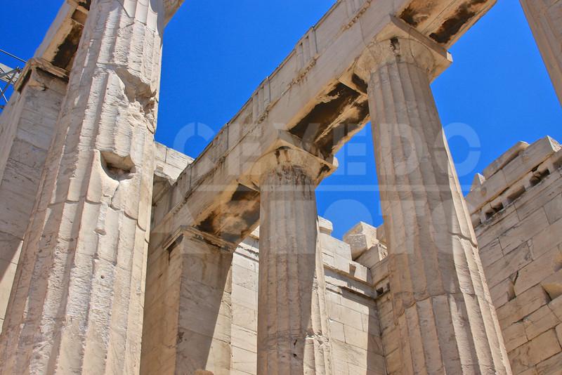 Athens Greece 20080622 - 146 - Parthenon M