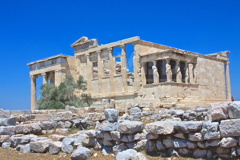 Athens Greece 20080622 - 165 - Parthenon M