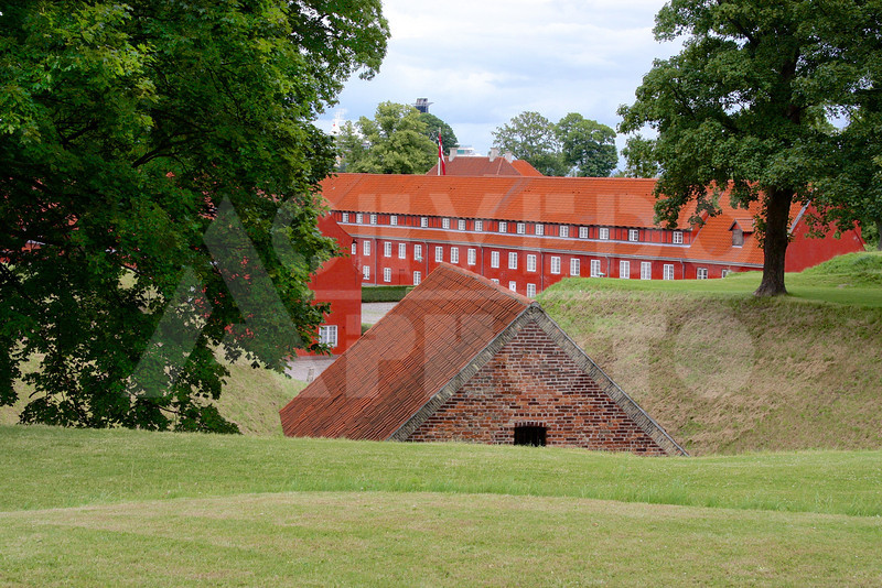 Copenhagen 20090719 129 The Kastellet M