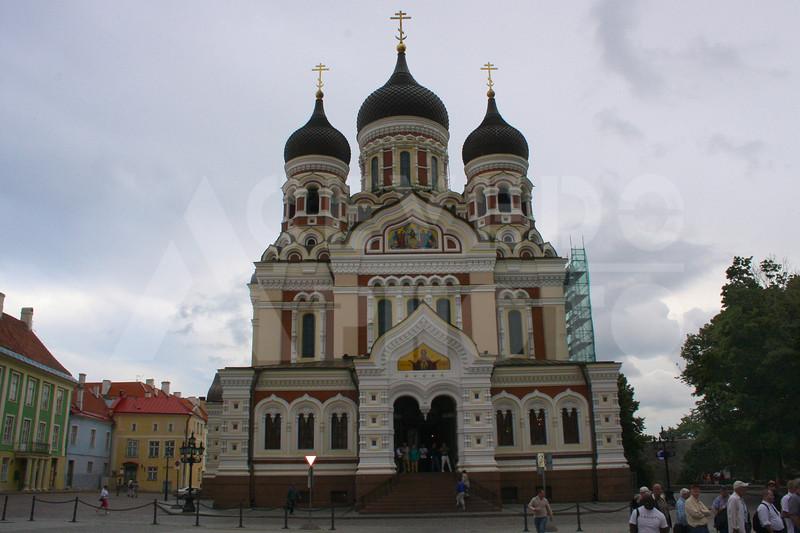 Tallinn 20090725 181Alexander Nevsky Cathedral M