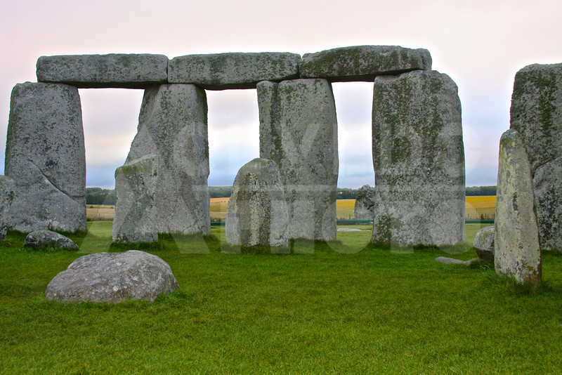London 20090716 067 Salisbury - Stonehenge M