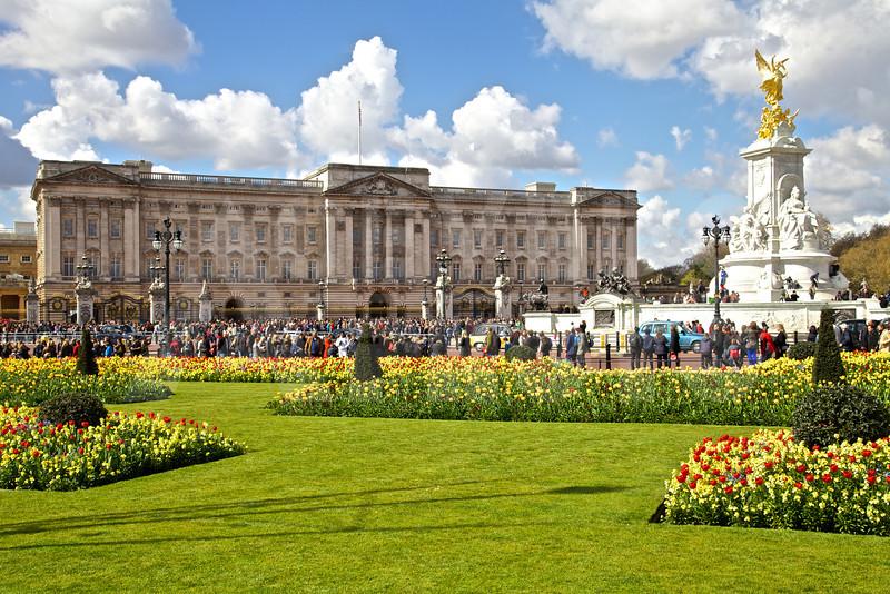 London 20120411 005 Buckingham Palace MR