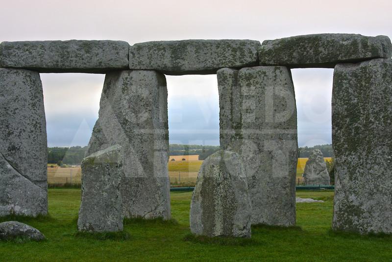 London 20090716 066 Salisbury - Stonehenge M