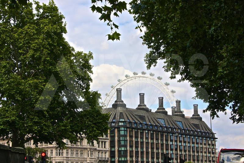 London 20090715 074 Westminster Station London Eye M