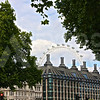 London 20090715 074 Westminster Station London Eye M