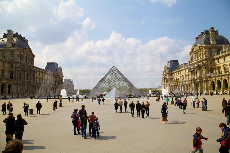 Pelerinage au Louvre