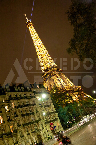 Paris 20120413 156 Architecture - Eiffel Tower - Night Mr
