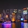 Shanghai 20130303 065 Shanghai River Boat Night M