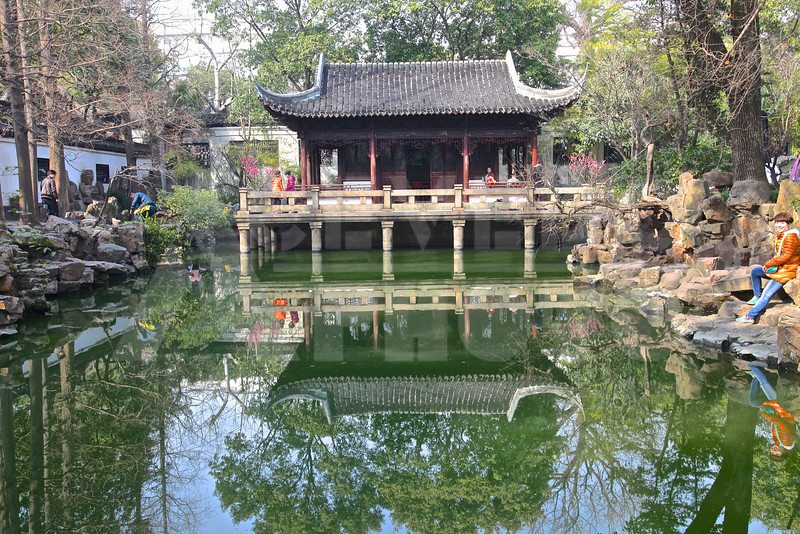 Shanghai 20130304 180 Yuyuan Garden M