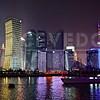 Shanghai 20130303 105 Shanghai River Boat Night M