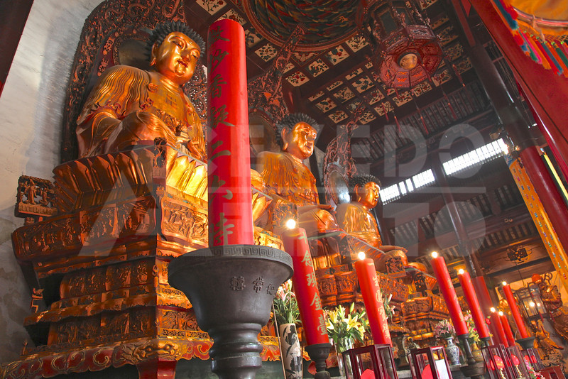 Shanghai 20130304 043 Jade Buddha Temple M