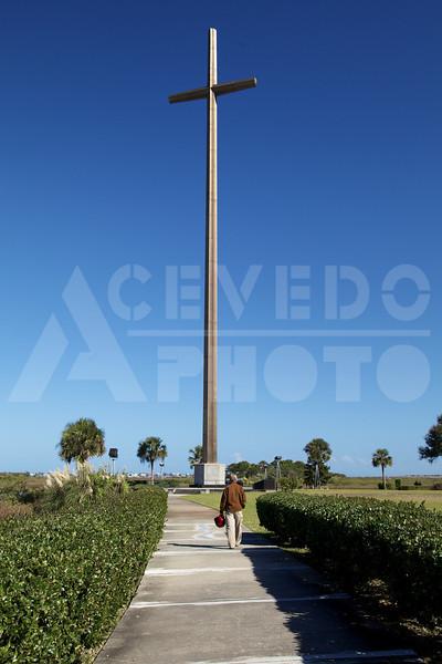 St Augustine 20121111 041 La Leche Shrine & Cross Mr