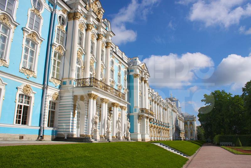St Petersburg 20090726 029 Catherines Palace M