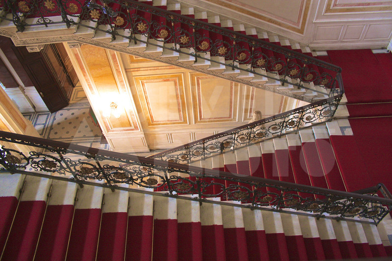St Petersburg 20090726 271 The Hermitage - The Red Staircase M