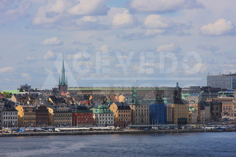 Stockholm 20090729 150 Architecture M