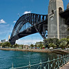 Sydney 20111009 070 Harbour Bridge Milson's Point M
