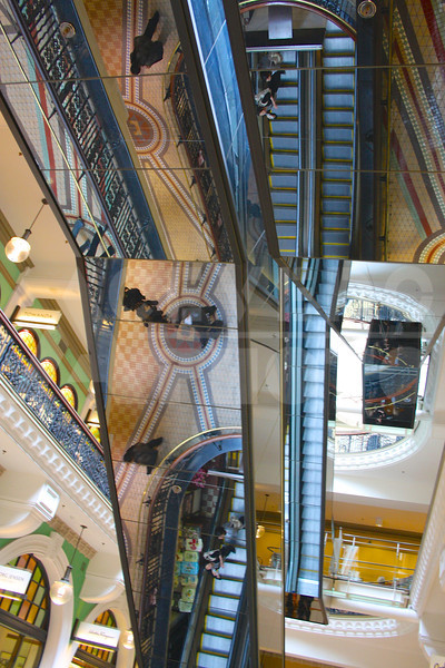 Sydney 20111006 570 Harour Cruise - Queen Victoria Building M