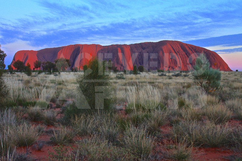 Uluru 20111011 052 Uluru & Kata Tjuta Tour - Uluru M