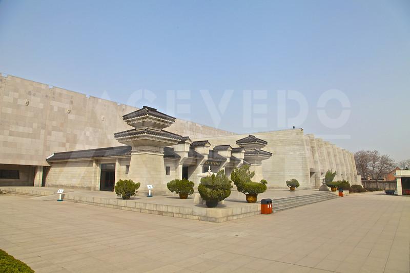 Xian 20130302 094 Museum of Qin Terracotta Warriors M