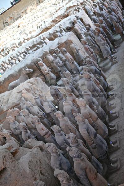 Xian 20130302 068 Museum of Qin Terracotta Warriors M