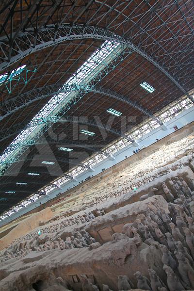 Xian 20130302 073 Museum of Qin Terracotta Warriors M