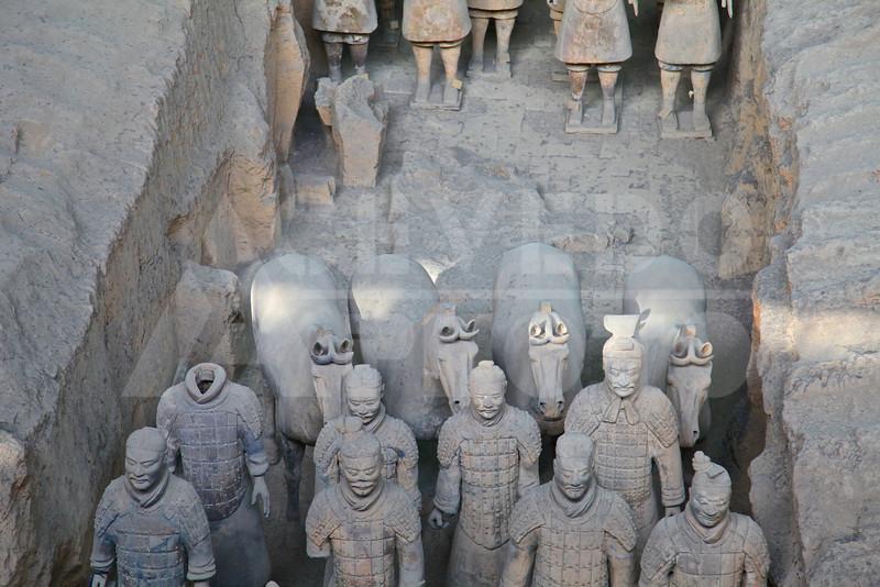 Xian 20130302 003 Museum of Qin Terracotta Warriors M