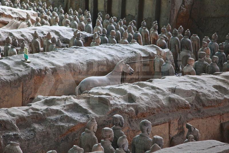 Xian 20130302 063 Museum of Qin Terracotta Warriors M