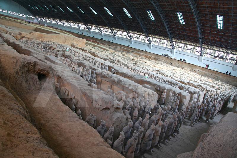 Xian 20130302 072 Museum of Qin Terracotta Warriors M