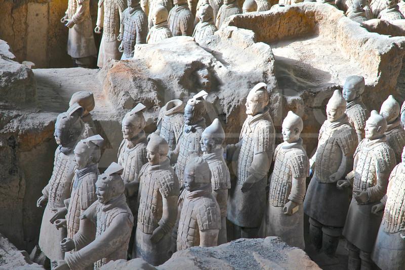 Xian 20130302 026 Museum of Qin Terracotta Warriors M